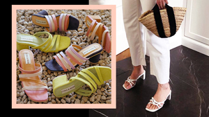 15 Pairs Of Square-toed Sandals That Will Complete Your Summer Ootds