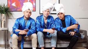 Joni Koro Just Had The Chicest Spa-themed Bachelor Party