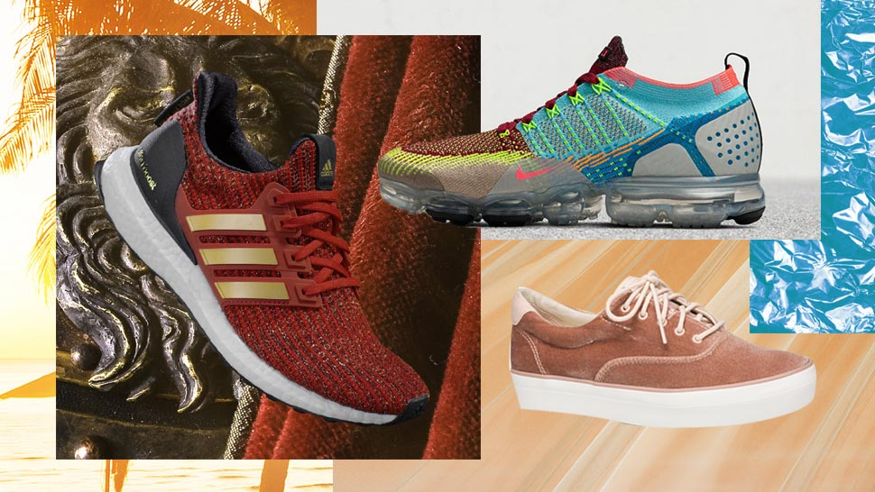 6 Fresh Sneaker Drops You'll Want to Wear All Summer Long