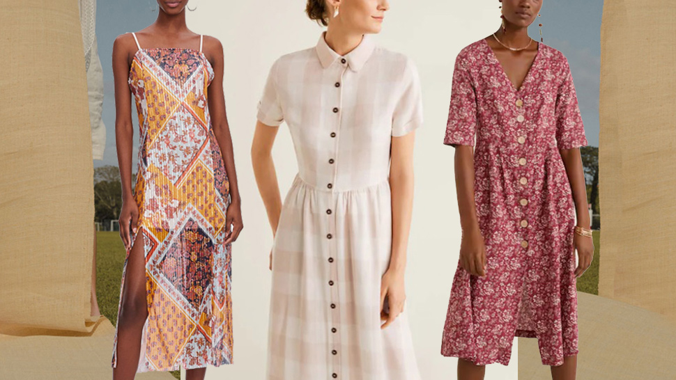 Here's Every Kind of Summer Dress You'll Need This Season