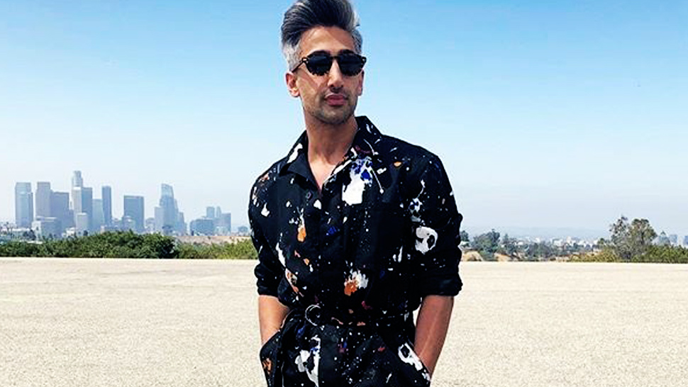 "Here's How Tan France of ""Queer Eye"" Wants You to Dress for Summer"