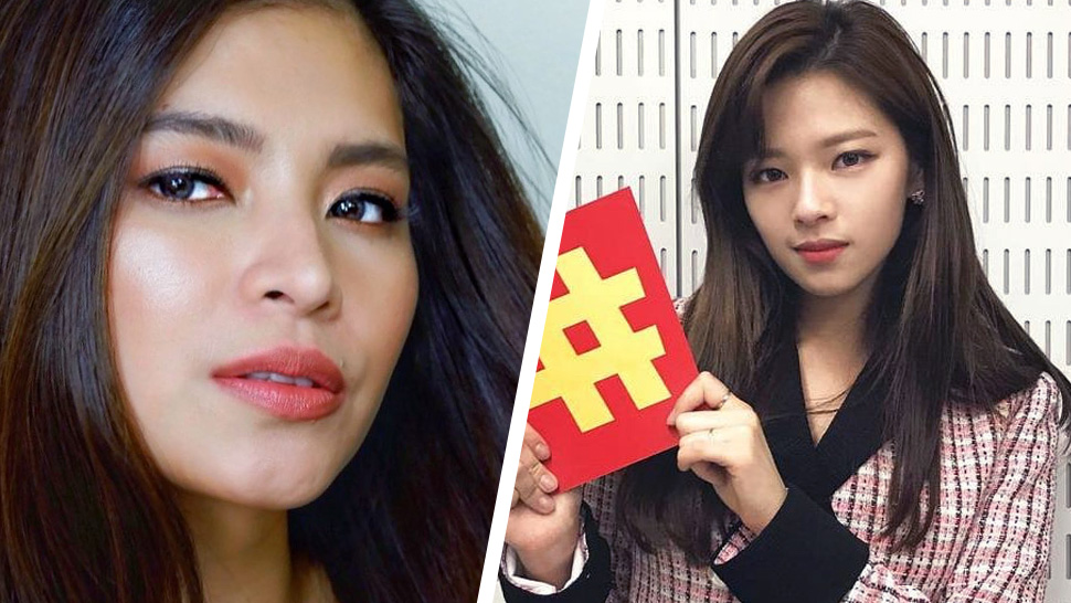 This K-pop Star Looks Like Angel Locsin And The Internet Is Going Nuts