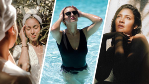 9 Celebrity-approved Beach Selfie Poses To Try This Summer
