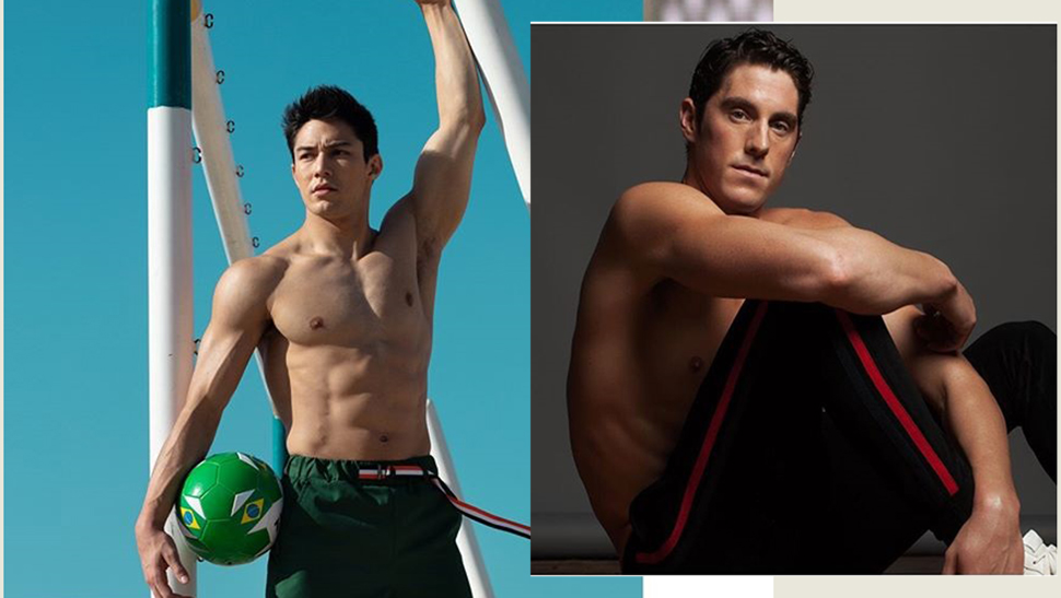 Olympic Medalists Conor Dwyer And Arthur Nory Are Bench's New Endorsers
