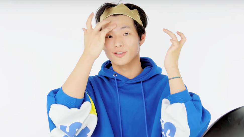 You Have to Watch These Guys Trying Korea's Bestselling Makeup for Men
