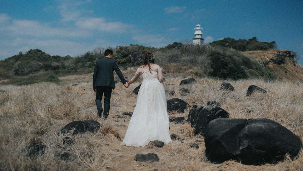 This Secluded Island Is The Perfect Location For Your Prenup Shoot
