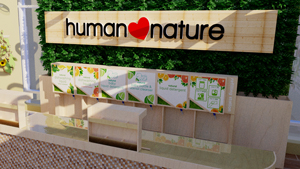 Human Nature Opens Refilling Stations For Home Care Products