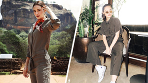 3 Cool Ways To Wear The Utilitarian Jumpsuit Trend