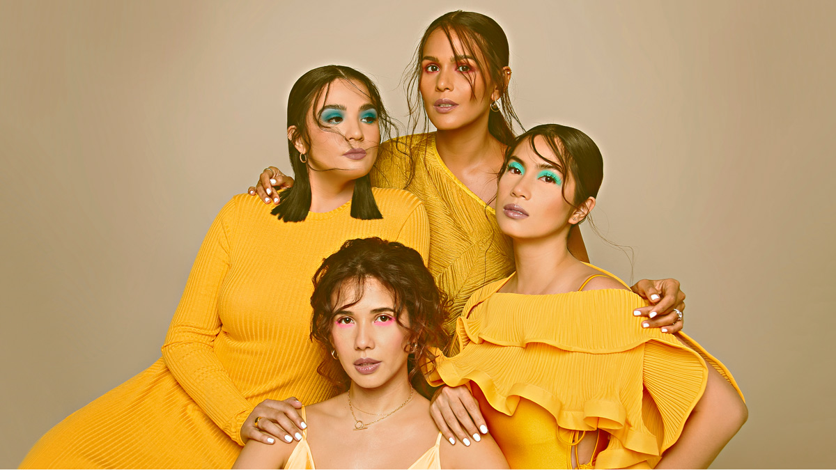 The Encantadia Sanggres Reunite In Mystified: A Film By Women For Women
