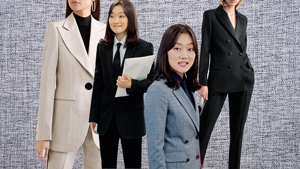 Dan Moon-hee Is The Unexpected Fashion Icon Of K-drama 'touch Your Heart'