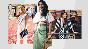 This Summer Girl's Ootds Look Beach-ready In The City