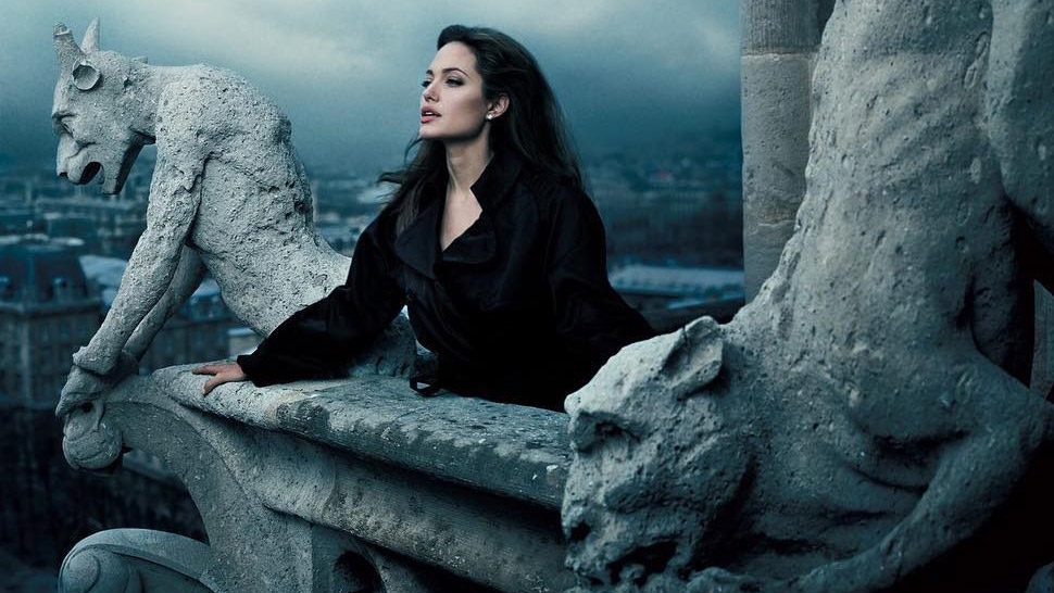 Angelina Jolie Might Be Joining The Marvel Universe