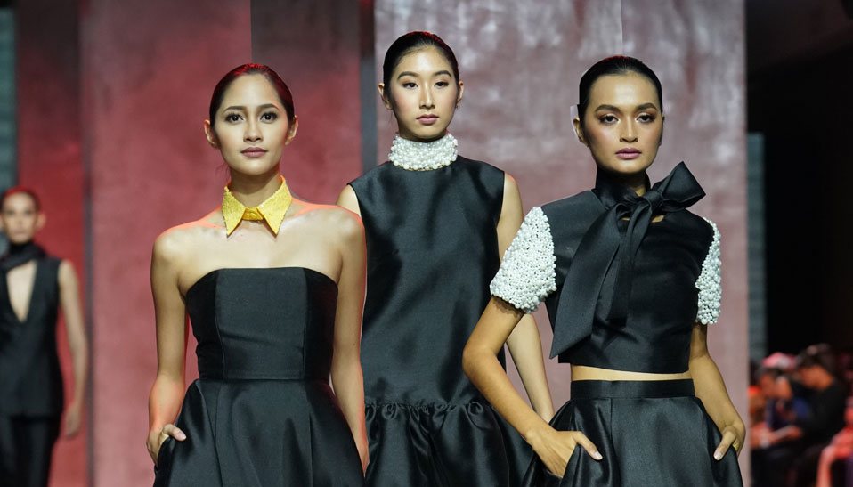Jc Buendia's Collection Is All About Female Empowerment