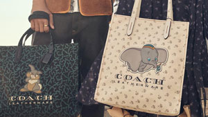 Coach Just Released Bags Inspired By Disney's Dumbo