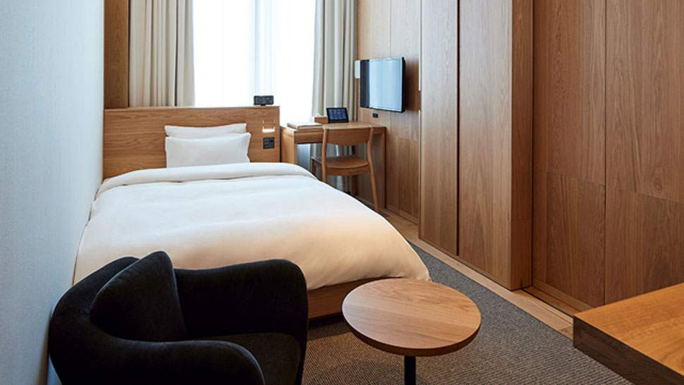 The New Muji Hotel In Japan Is Every Minimalist's Dream Come True