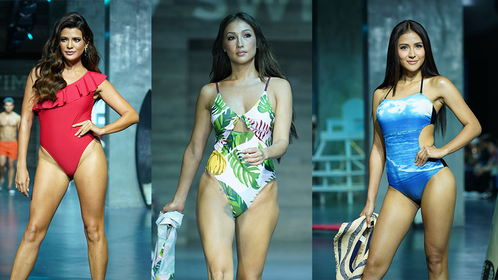 Get Ready For The Beach With Bench's Newest Swimwear Collection