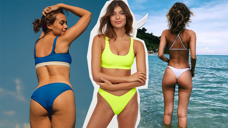 30 Cheeky Bikinis That Will Flatter Your Backside