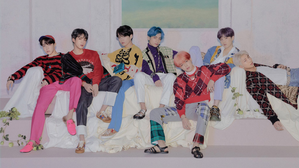 Bts' Latest Teaser Photos Feature All Members Wearing Gucci