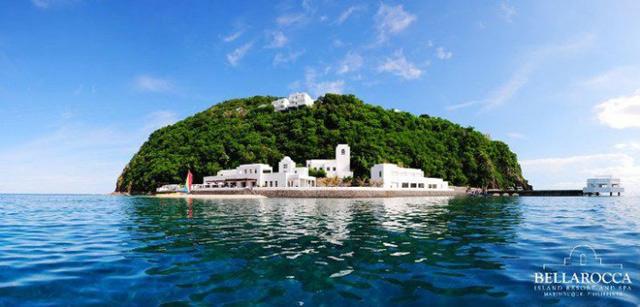 bellarocca island resort, marinduque