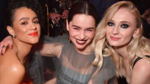 The Cast Of Game Of Thrones Had A Mini Reunion At The Season 8 Premiere