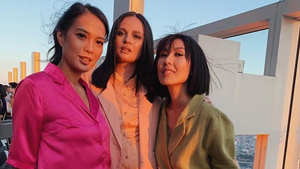Look: Georgina Wilson, Liz Uy, And Isabelle Daza As The Powerpuff Girls