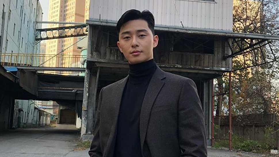 Is Park Seo Joon the Newest Face of Bench?