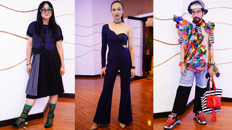 All the Stylish Guests We Spotted at Manila Fashion Festival Day 4