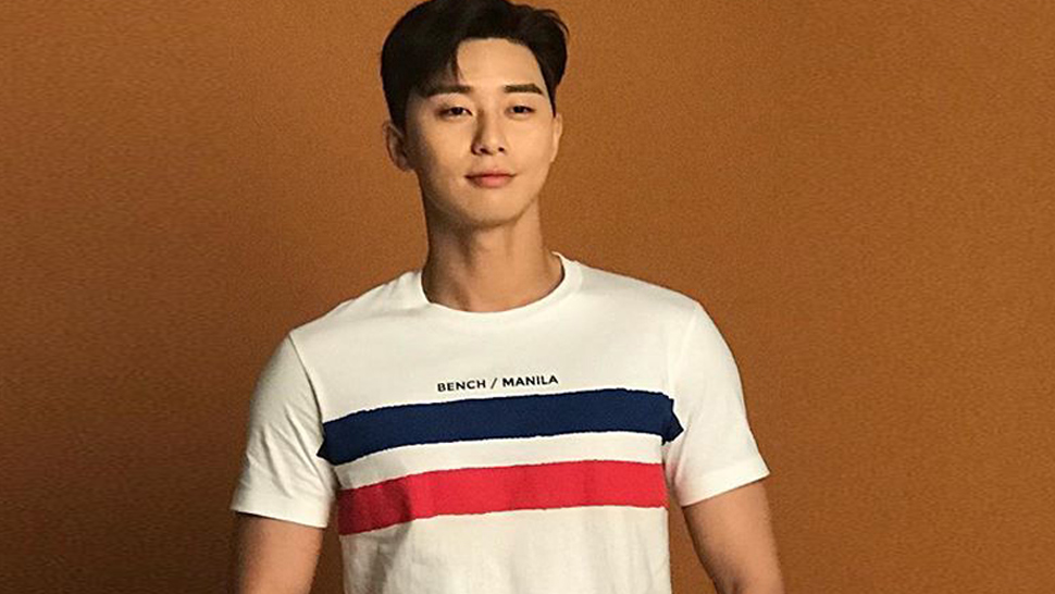 K-drama Actor Park Seo Joon Is The New Face Of Bench
