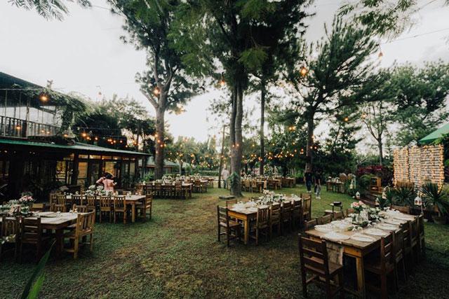 Beautiful Garden Wedding Venues Near Manila