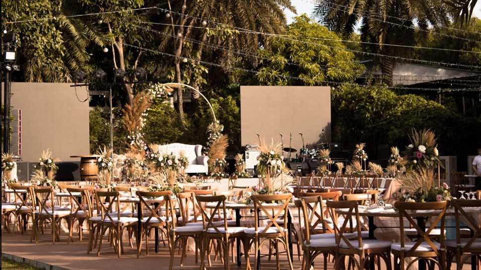 8 Gorgeous Venues To Choose From If You're Planning A Garden Wedding