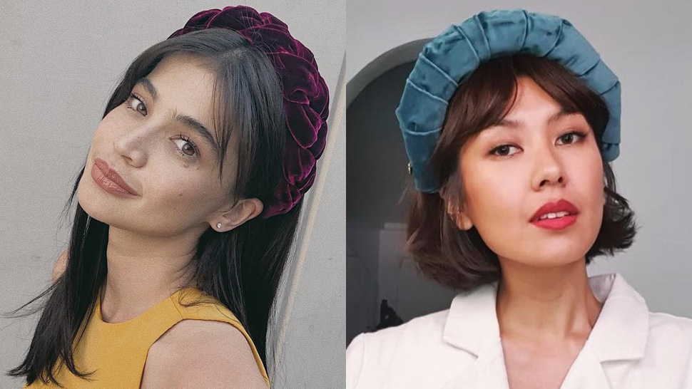 These Local Celebrities Are Making A Case For Statement Headbands