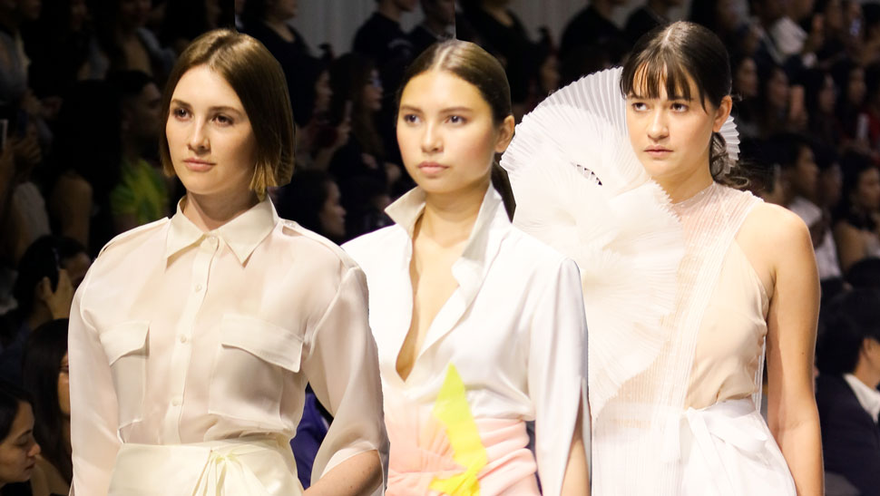 Jun Escario's Dreamy Collection Will Have You Wearing White All Summer