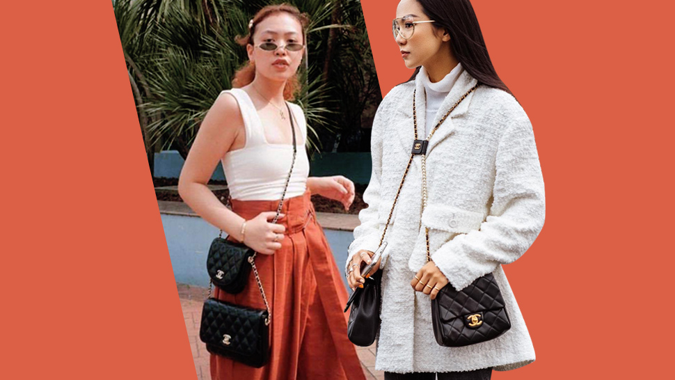 Fyi, Wearing Two Bags At The Same Time Is Now A Thing