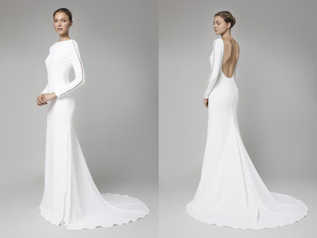 All The Details Of Camille Co S Wedding Gown,Elegant Knee Length Stunning Wedding Guest Dresses