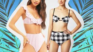 50 High-waisted Bikinis You Can Shop Now