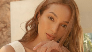 This Is Sarah Lahbati's Must-have Skincare Product For Summer