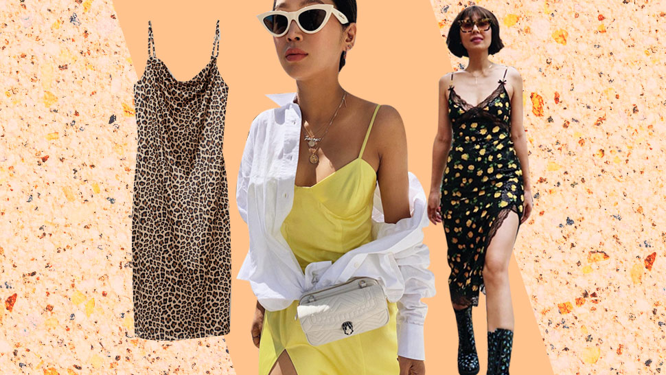 15 Cute Ways to Wear a Slip Dress
