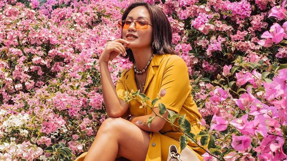 How to Wear Yellow This Summer, According to Laureen Uy