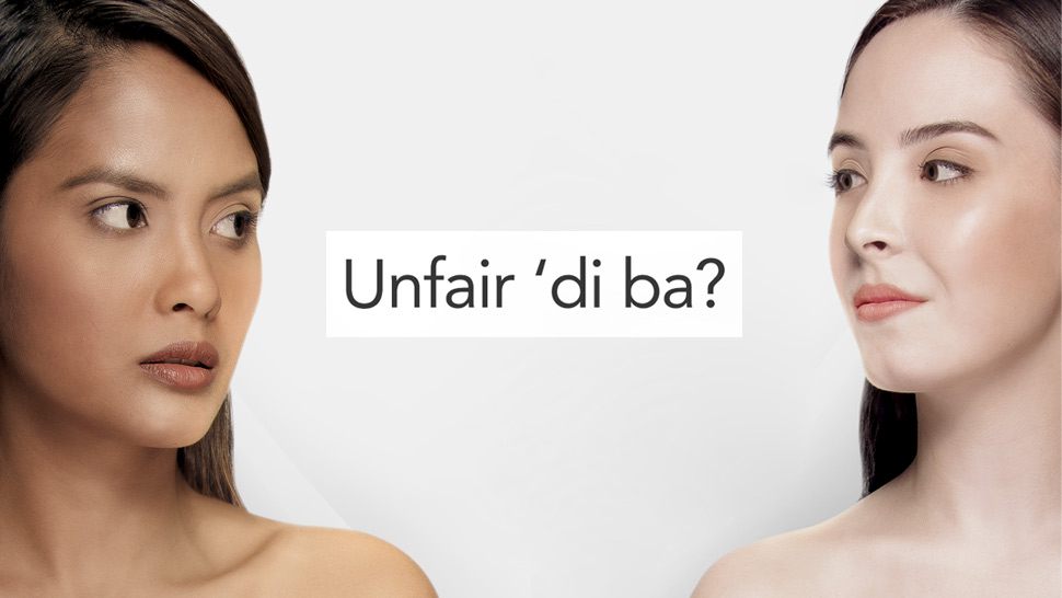 This Skin Whitening Ad Is Going Viral For Its Alleged Discriminatory Tone