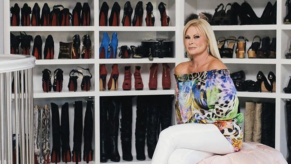 Here's What's Inside the Largest Closet in America