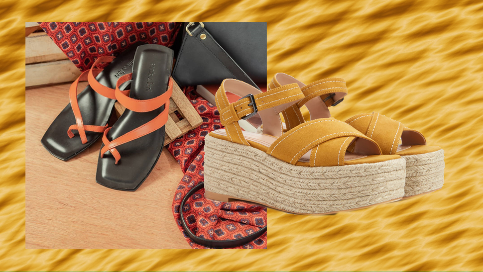 35 Pairs Of Sandals To Wear For A Stylish Summer