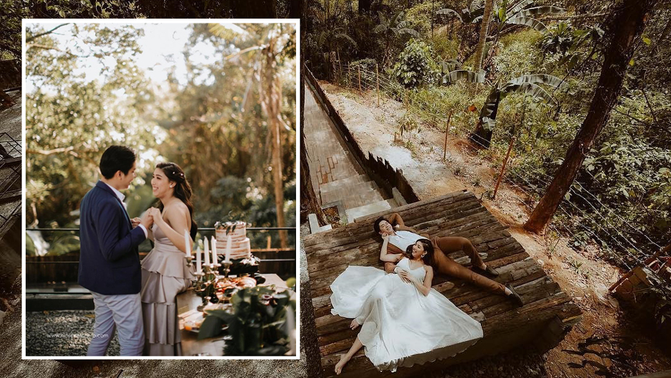 We Found Dani Barretto's Instagrammable Prenup Shoot Location