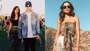These Local Celebrities Wore The Chicest Outfits To Coachella 2019