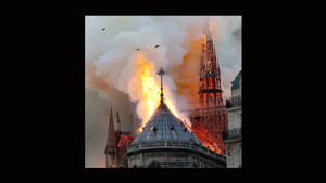 Fashion Houses Pledge Millions Of Euros To Help Fix Notre-dame Cathedral