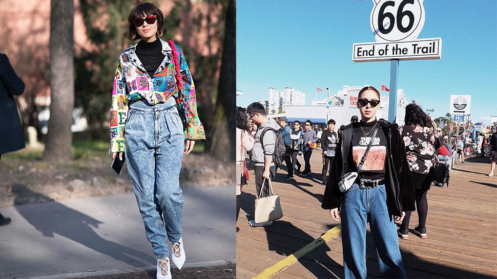 12 Ways You Can Wear High Waisted Jeans