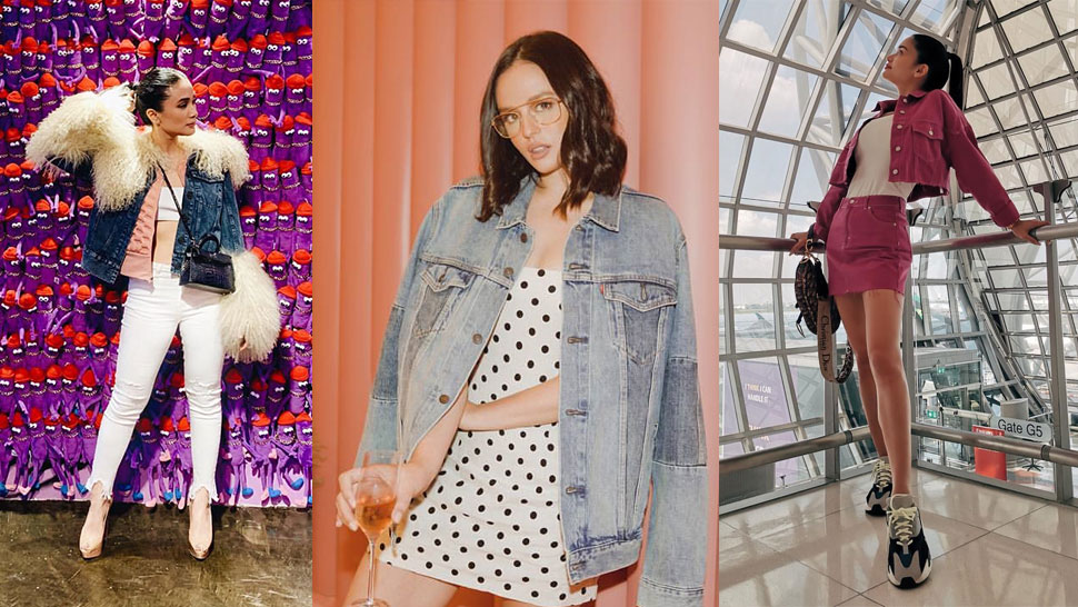 How to Wear a Denim Jacket, According to These Fashion Girls