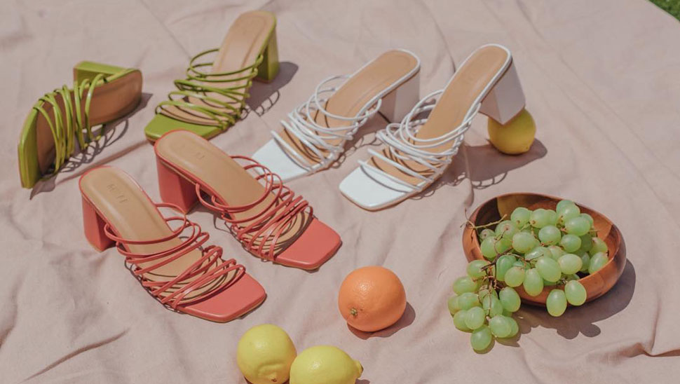 These Bright-colored Vegan Sandals Will Be Your Favorite Pair This Summer