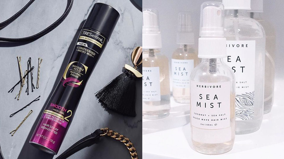 10 Products That Will Keep Your Hair Looking Fresh All Summer