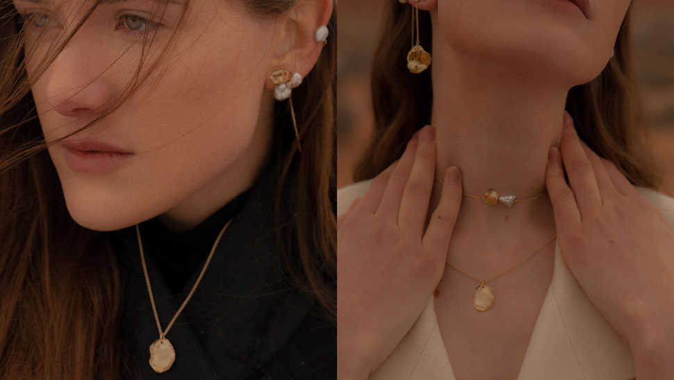 Here's Why This Minimalist Jewelry Collection Is Selling Like Hot Cakes