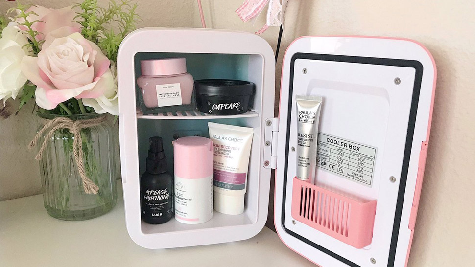"Here's Why You Need A ""beauty Fridge"" For Your Skincare Products"